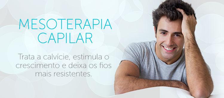 Mesoterapia Capilar na Pró-Corpo