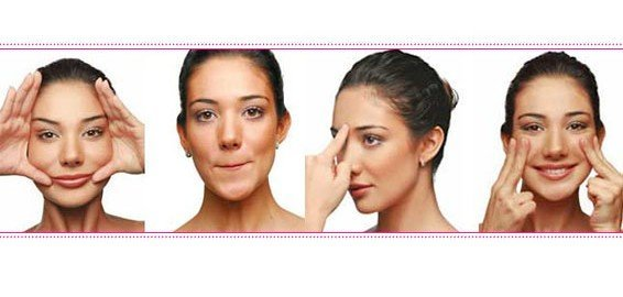 Ginástica Facial: Rosto sem rugas e marcas de expressão