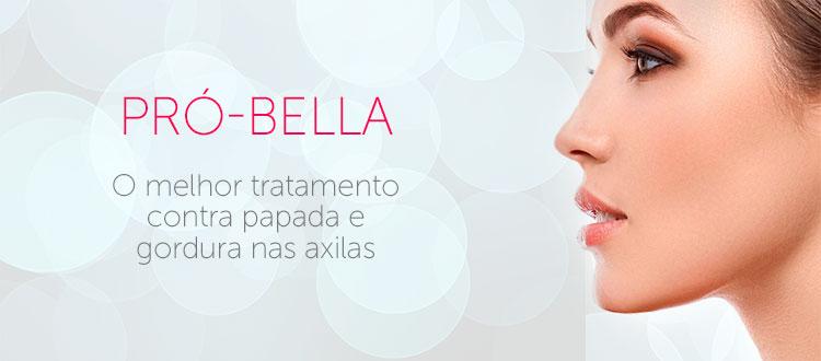 Pró-Bella na Pró-Corpo