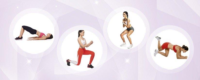 4 exercicios que levantam o bumbum para fazer em casa