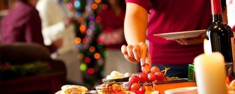 9 dicas de alimentação para as festas de fim de ano