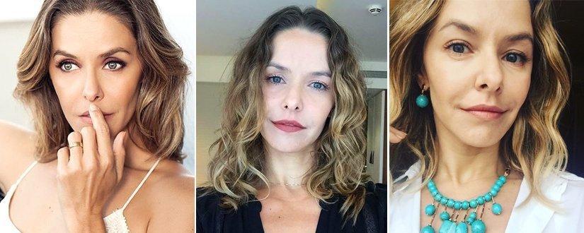 Bianca Rinaldi sobre Botox ®: 'Faço na testa como muita gente faz'