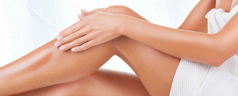Cuidados com a pele antes e depois da depilação