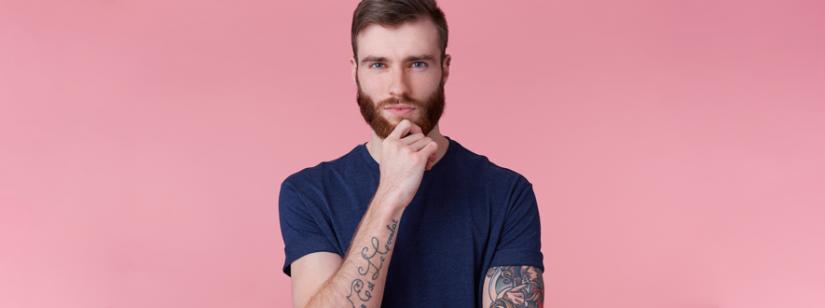 Se arrependeu de alguma tatuagem?