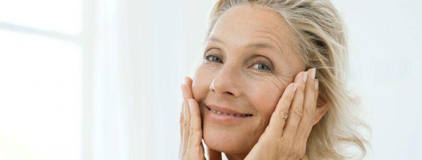 Melhores procedimentos para a pele aos 50 e 60 anos