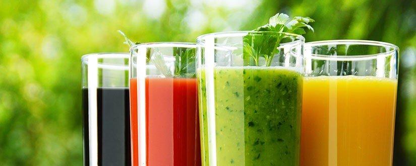 5 receitas de sucos que enxugam a barriga