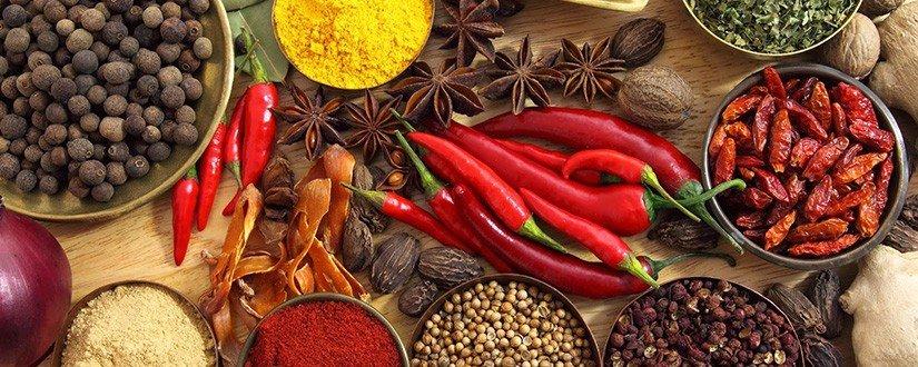 Emagreça com os alimentos termogênicos