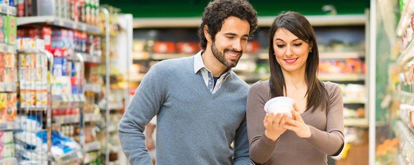 Entenda a tabela nutricional dos alimentos