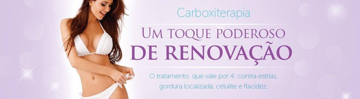 Carboxiterapia: Tratamento muito eficiente para estrias, celulite, flacidez e olheiras