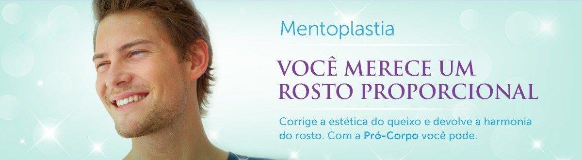 Mentoplastia: Cirurgia plástica corrige a estética do queixo e devolve a harmonia do rosto