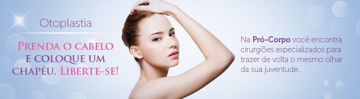 Otoplastia: A cirurgia plástica que remodela e corrige a estética da orelha