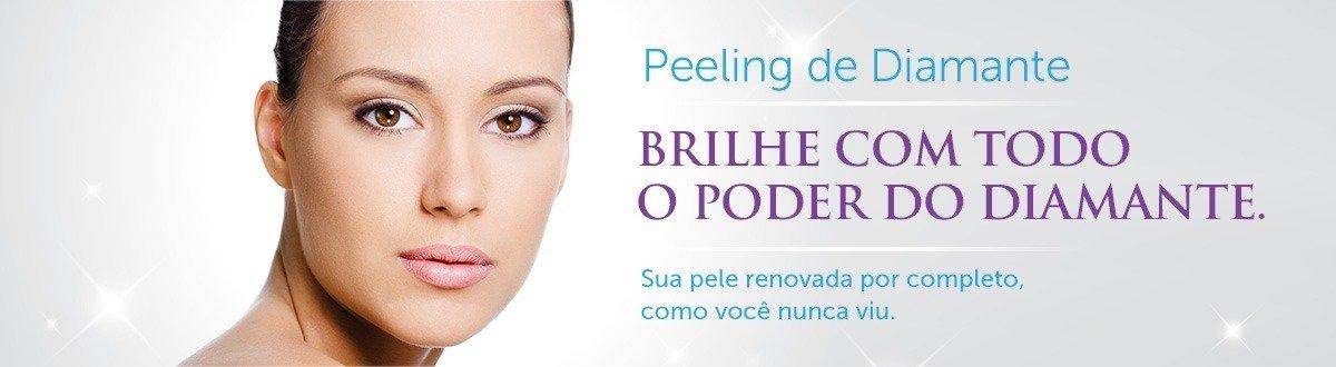 Peeling de Diamante: Tratamento de rugas, acne, manchas e até estrias