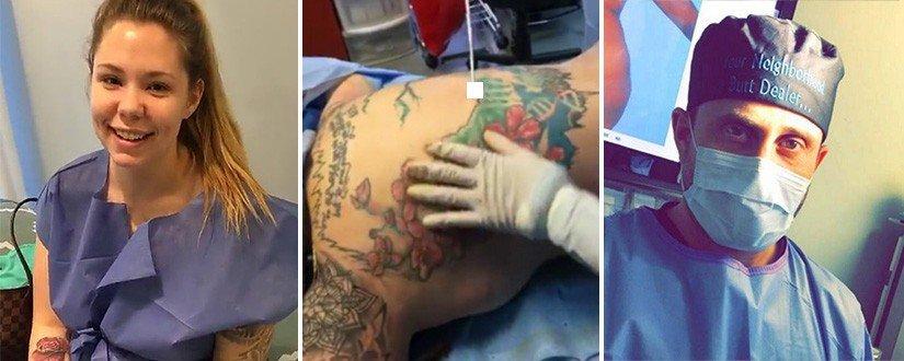 Cirurgião mostra pelo Snapchat como deixar mulher com bumbum de Nicki Minaj