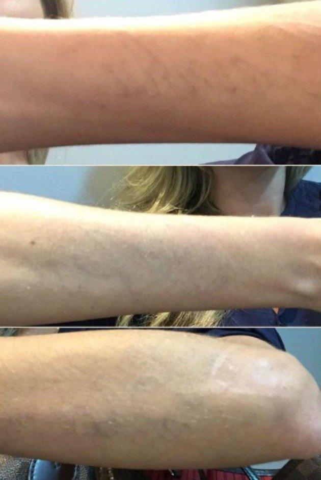 Tatuagem Bárbara Evans