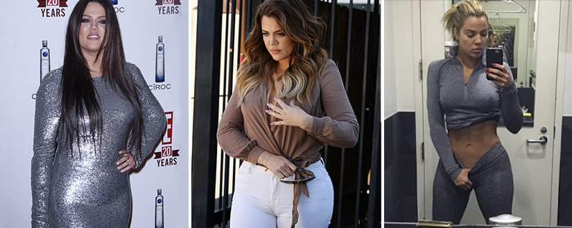Khloé Kardashian dá 8 dicas para emagrecer com saúde
