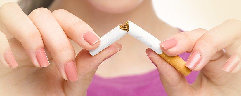 Cigarro: Inimigo da saúde e da beleza