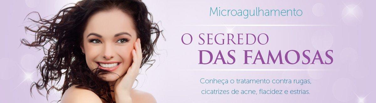 Microagulhamento: Tratamento para rugas, cicatrizes, flacidez e estrias