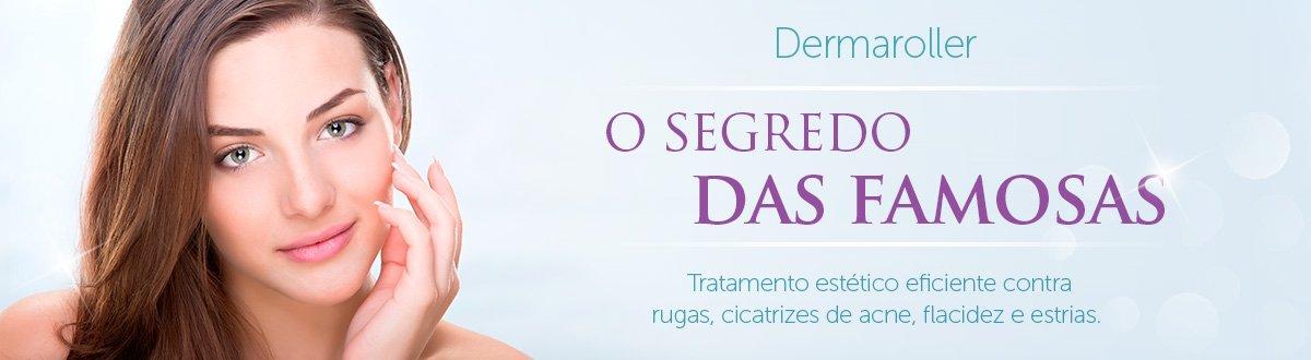Dermaroller: Tratamento para cicatriz de acne