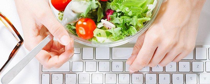 8 dicas para perder peso no trabalho